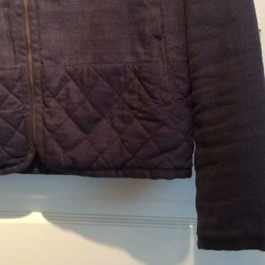 Madewell Jackets & Coats - Madewell Cropped Quilted Jacket Size Small